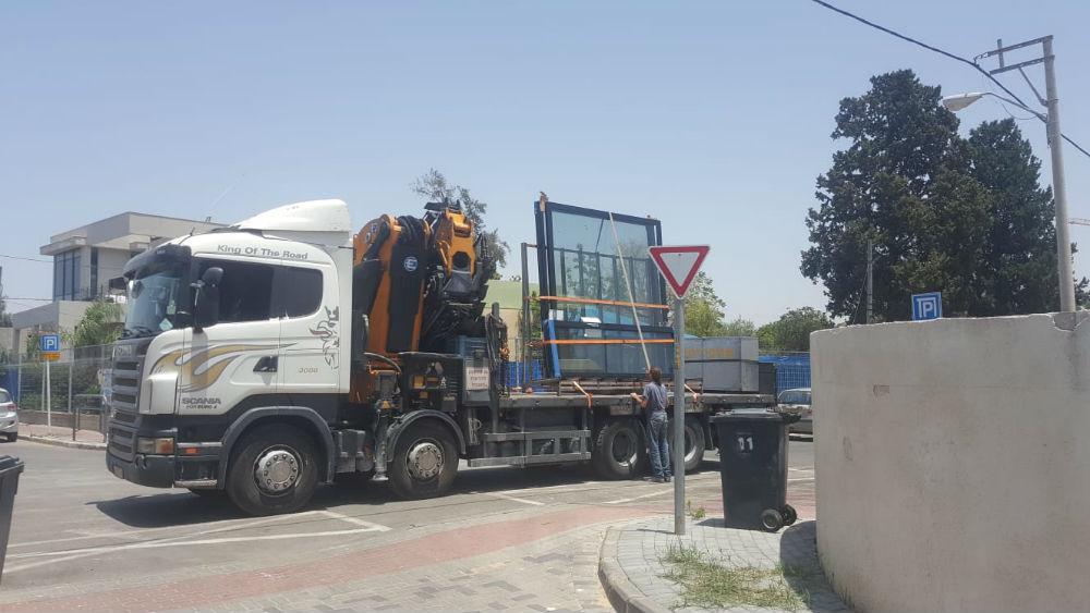 משאיות מנוף
